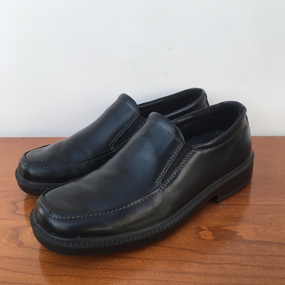 Ecco EU37 Leather slip on loafers comfort
